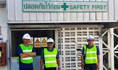 Fire alarm Inspection and Test. @ Hilding Anders (Thailand) Limited.